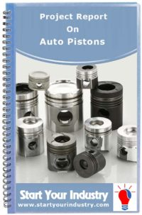 Project Report on Auto Piston