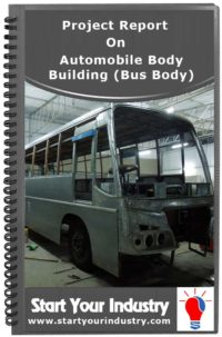 Automobile Body Building (Bus Body)