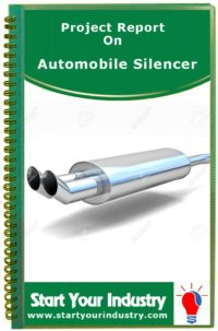 Project Report on Automobile Silencer