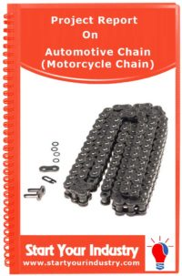Automotive Chain (Motorcycle Chain)