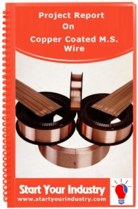 Project report on Copper Coated M.S. Wire