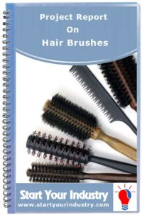 Project Report on Hair Brushes