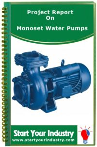 Project Report on Monoset Water Pumps