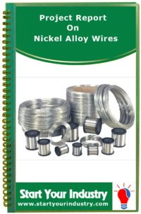 Project report on nickel alloy wires