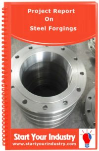 Project report on Steel Forgings