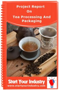Project report on Tea Processing And Packaging