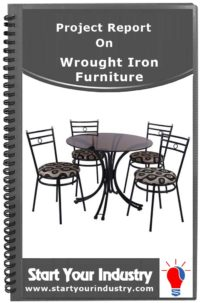 Project report on Wrought Iron Furniture
